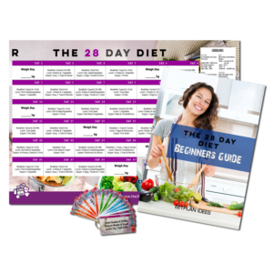 FREE SHIPPING! The 28 Day Diet Starter Pack