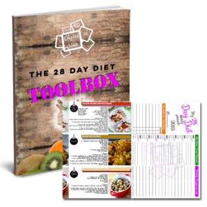 The 28 Day Diet Toolbox (E-Book)